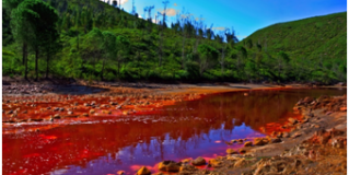 Rio Tinto dita as tendências: vermelho é a cor da moda