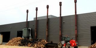 BioPower – Carvão verde com camisa branca