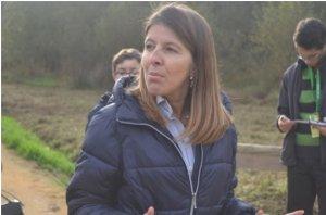 Fig. 1 – Marina Rodrigues, Engenheira do Ambiente da Câmara Municipal de Santa Maria da Feira.