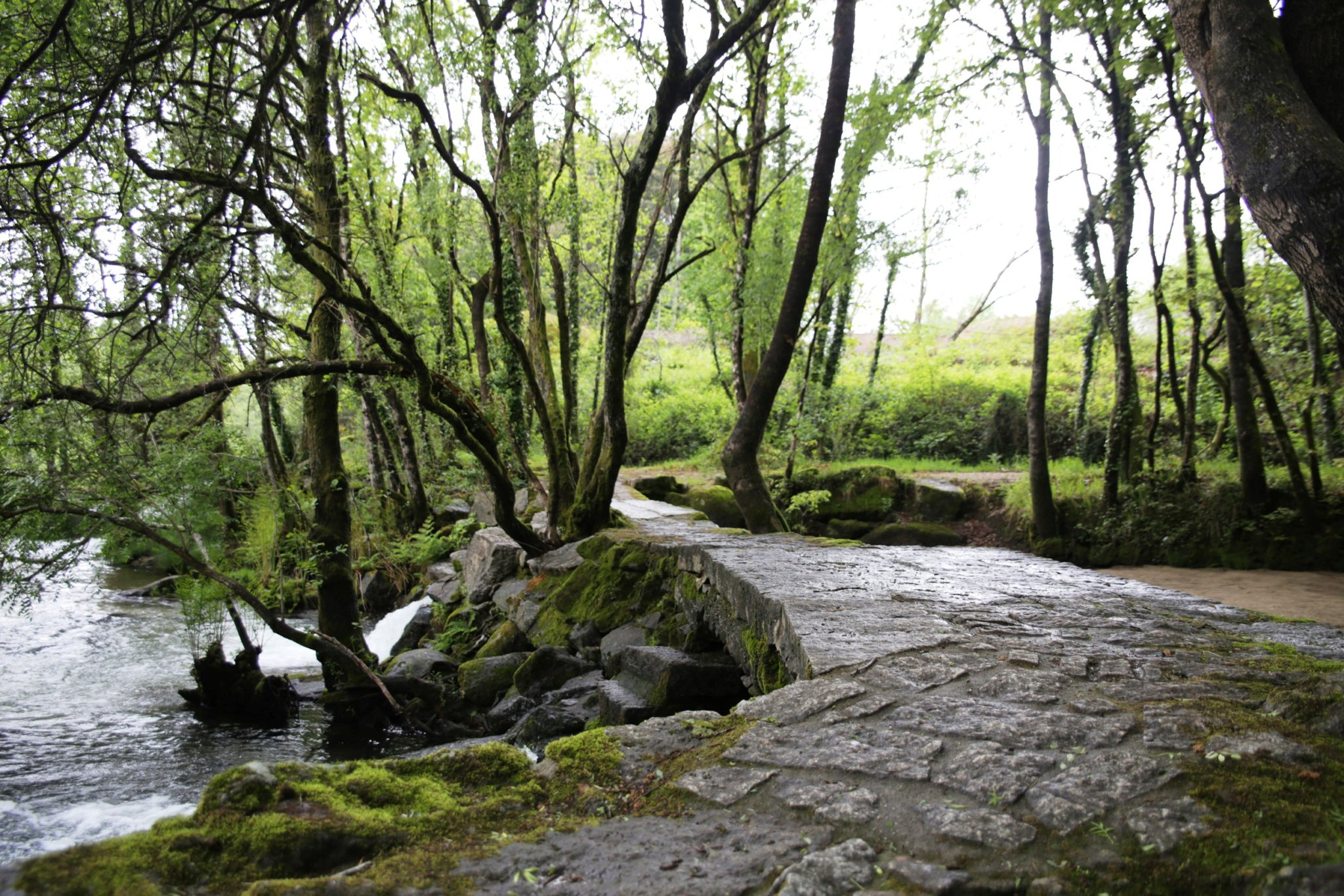Represa sobre o Rio Coura