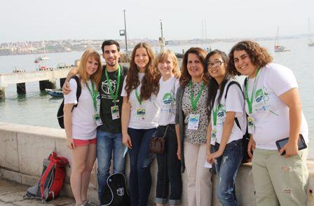 Guilhermina Galego, Geota and Coastwatch