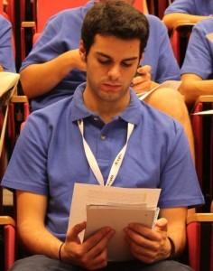 Orlando Neves na Abertura do Workshop no Chipre