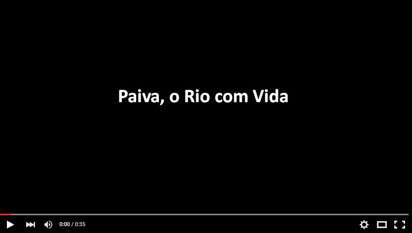 Paiva, o Rio com Vida