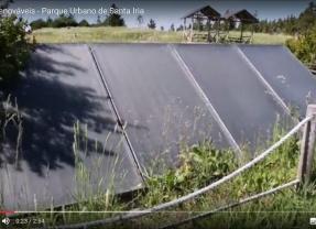 Energias Renováveis no Parque Urbano de Santa Iria