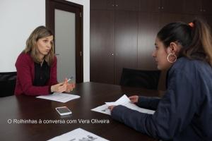O Rolhinhas com Vera Oliveira
