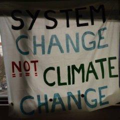 Justiça Climática: Uma luta do Ontem, Hoje e Amanhã