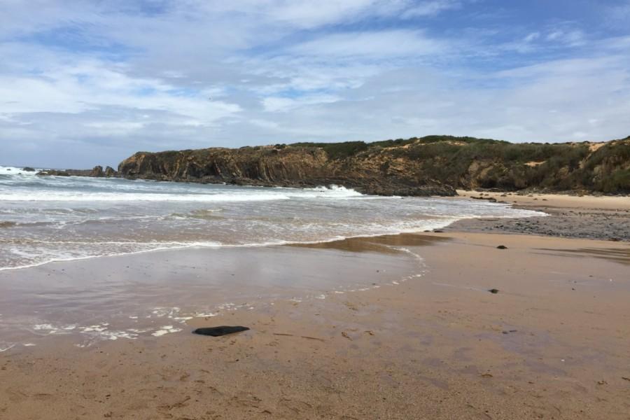 Praia de Almograve: O presente é a chave do passado…