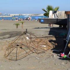 Málaga, sol e praia: Impacto ambiental dos Chiringuitos