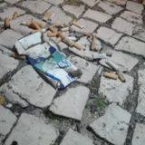 Tapetes de nicotina invadem ruas de Casal de Cambra