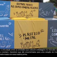 Gestão de Resíduos no Rock in Rio Lisboa