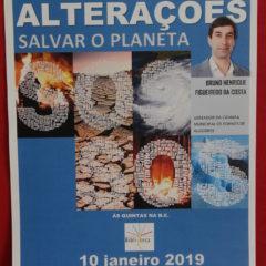 Alterações Climáticas e Oceanos