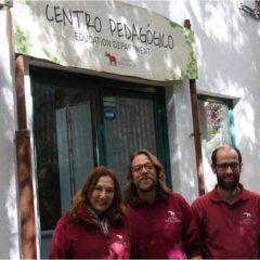 Educar para Conservar, é o lema do Centro Pedagógico do Jardim Zoológico