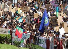 Greve Estudantil pelo Clima em Portugal