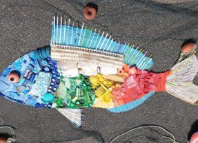 Peixico – the plastic fish