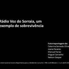 Rádio Voz do Sorraia, um exemplo de sobrevivência