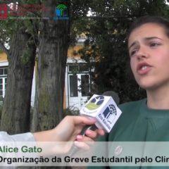 Greve Estudantil pelo Clima
