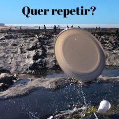 Plástico.come Quer repetir