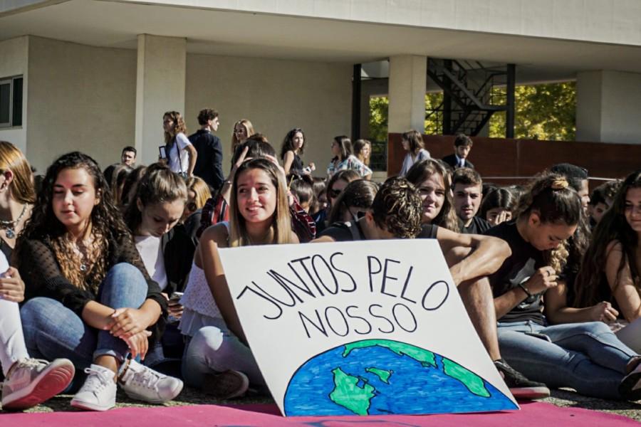 Juntos pelo nosso planeta!…