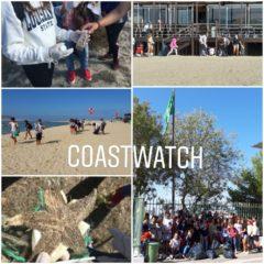 Global Action Days comemorado na Escola Básica D. João II com observação do litoral e recolha de resíduos