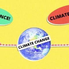 Mudanças Climáticas: verdade ou fake news?