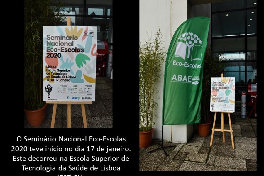 Seminário Nacional Eco-Escolas 2020