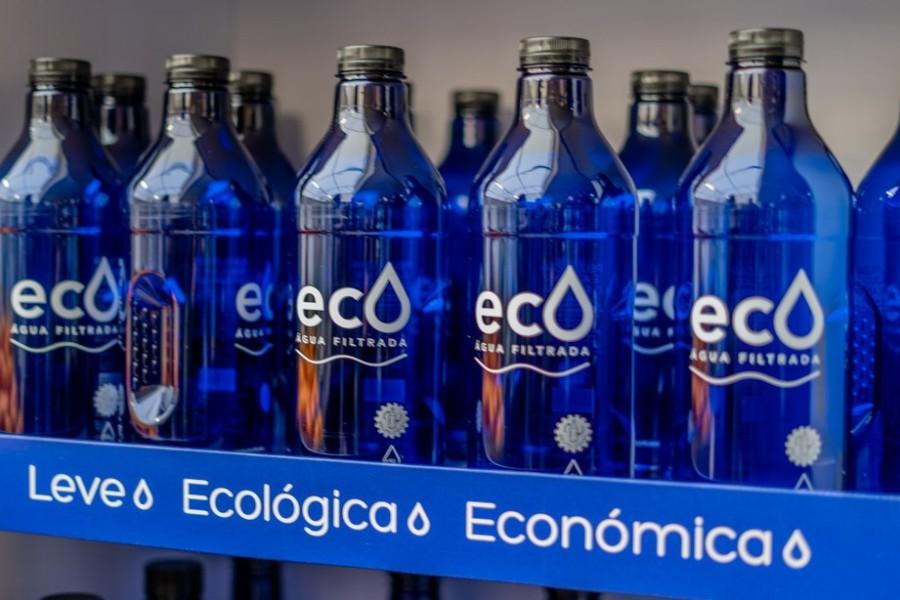 Eco Water, uma nova forma de consumir água