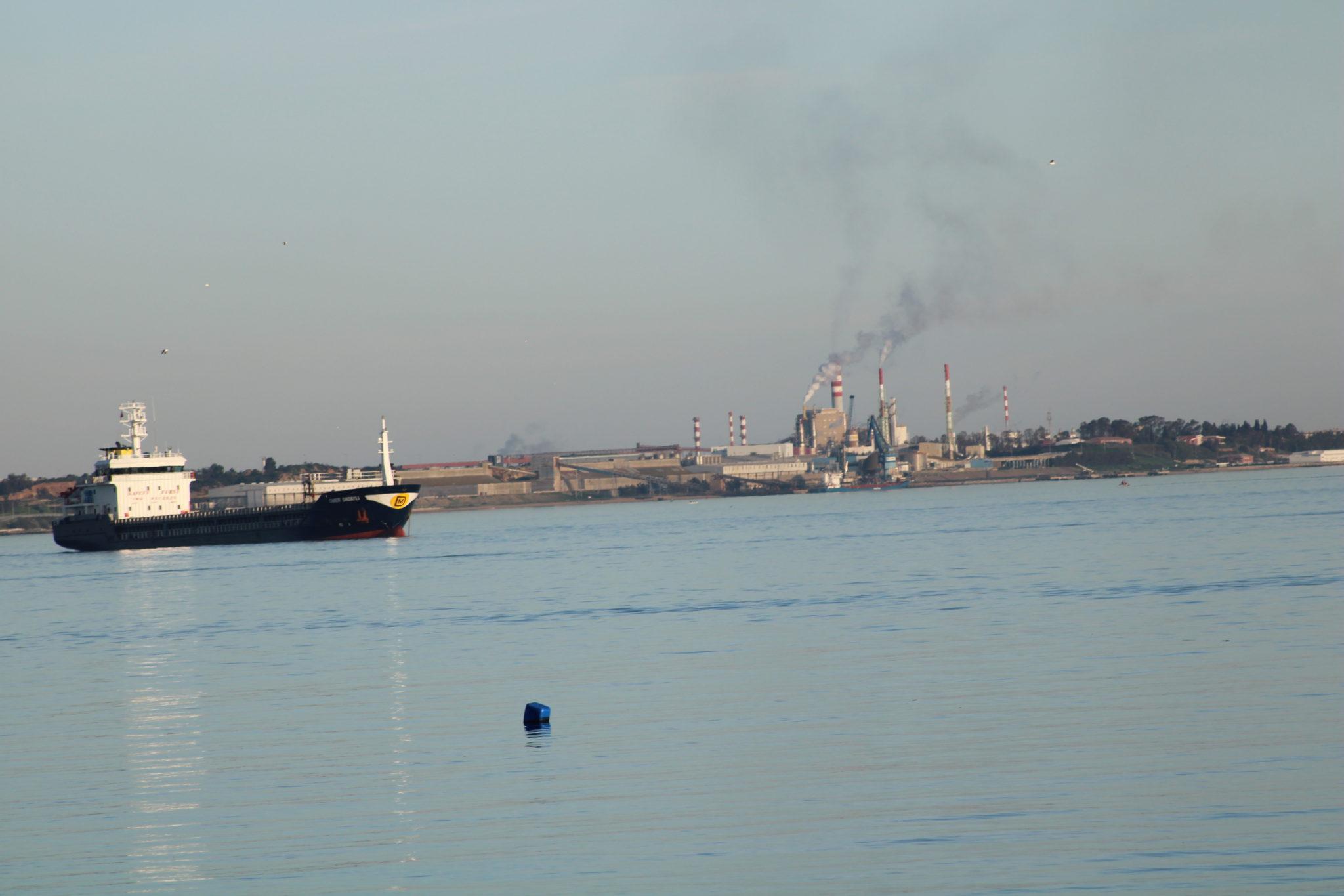Poluição do Porto