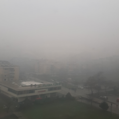 Air Pollution in Braga and Sarajevo: two distinct realities