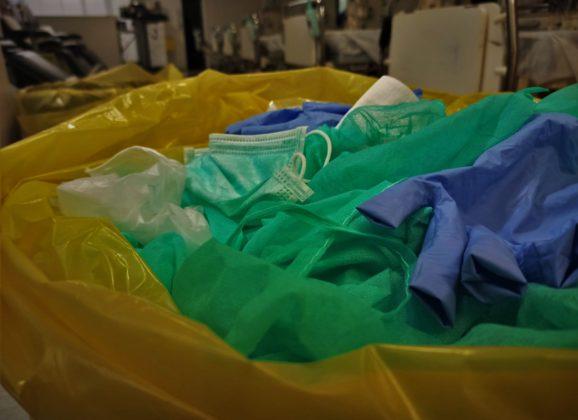 Resíduos hospitalares, o dano colateral do Coronavírus