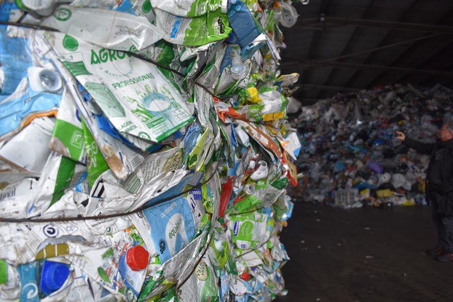 Managing waste and the Future