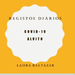 Registos Diários Covid-19Alvito