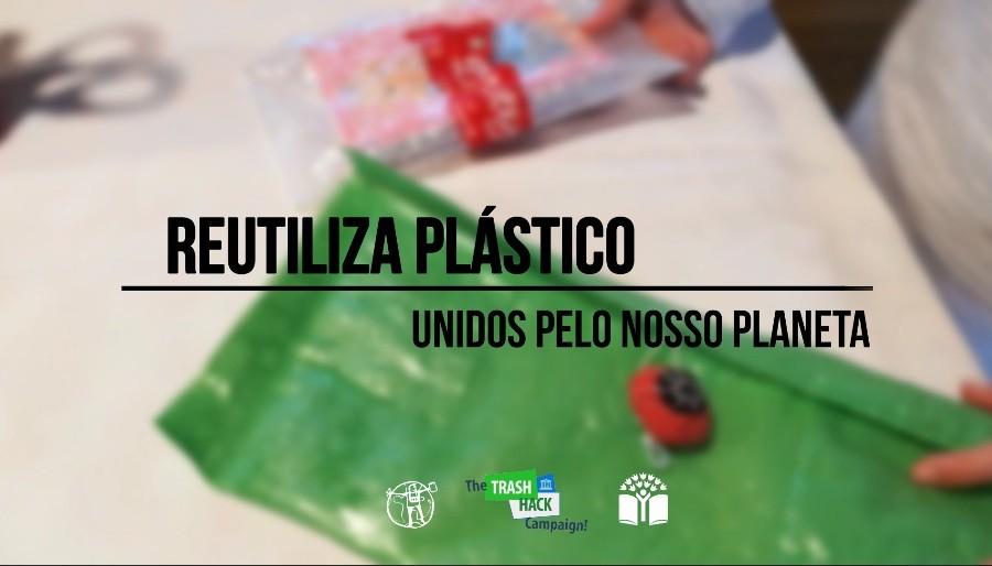 """Fusing Plastic, uma nova """"vida"""" para embalagens de plásticos"""