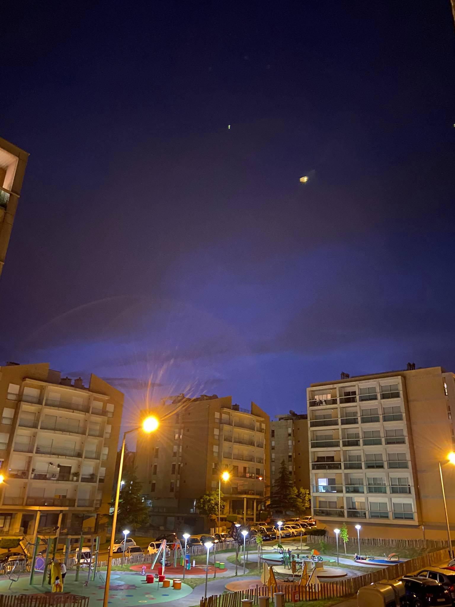 Alunos desconhecem o fenómeno da poluição luminosa e o direito ao céu estrelado