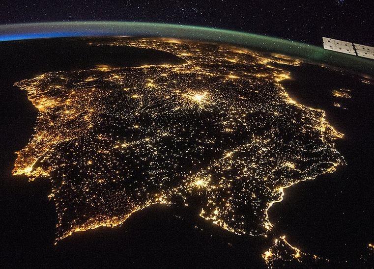 Poluição Luminosa: A natureza clama pela noite