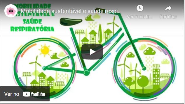 Mobilidade sustentável e saúde respiratória