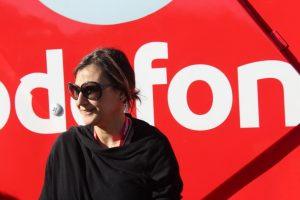 Dora Palma, Coordenadora do projecto de sustentabilidade do Rock in Rio.